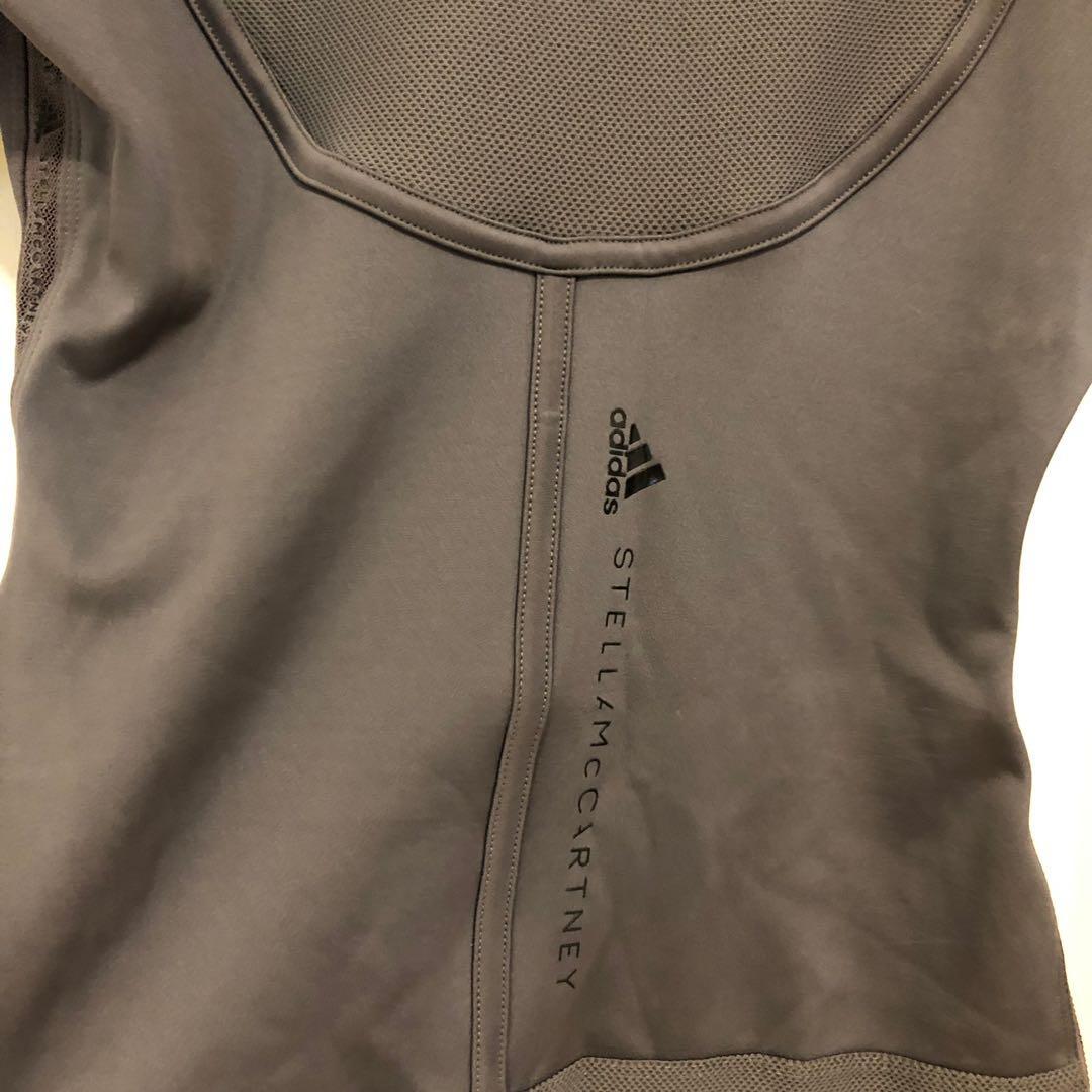 Adidas by Stella Mccartney 灰色Top