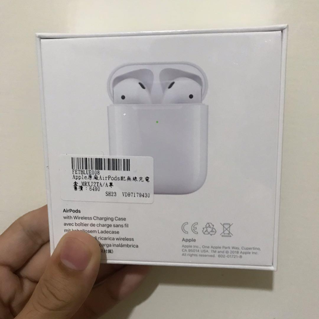 Airpods 二代