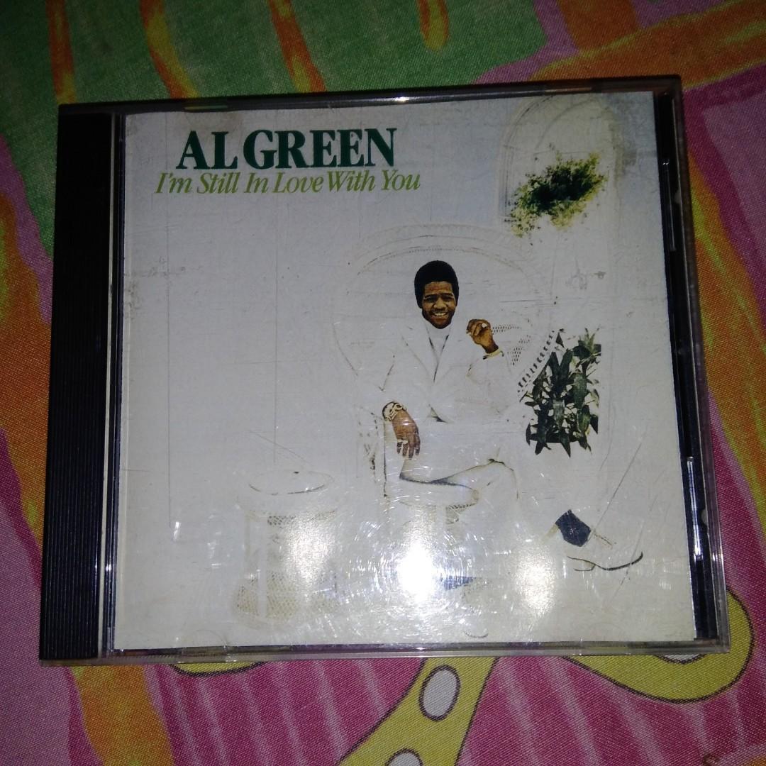 Al Green - I'm Still in Love with You (1972)