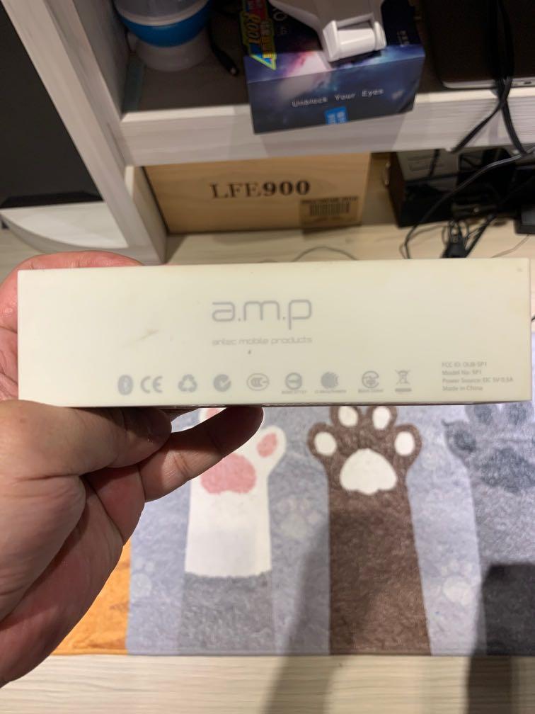 amp SP1 藍芽喇叭