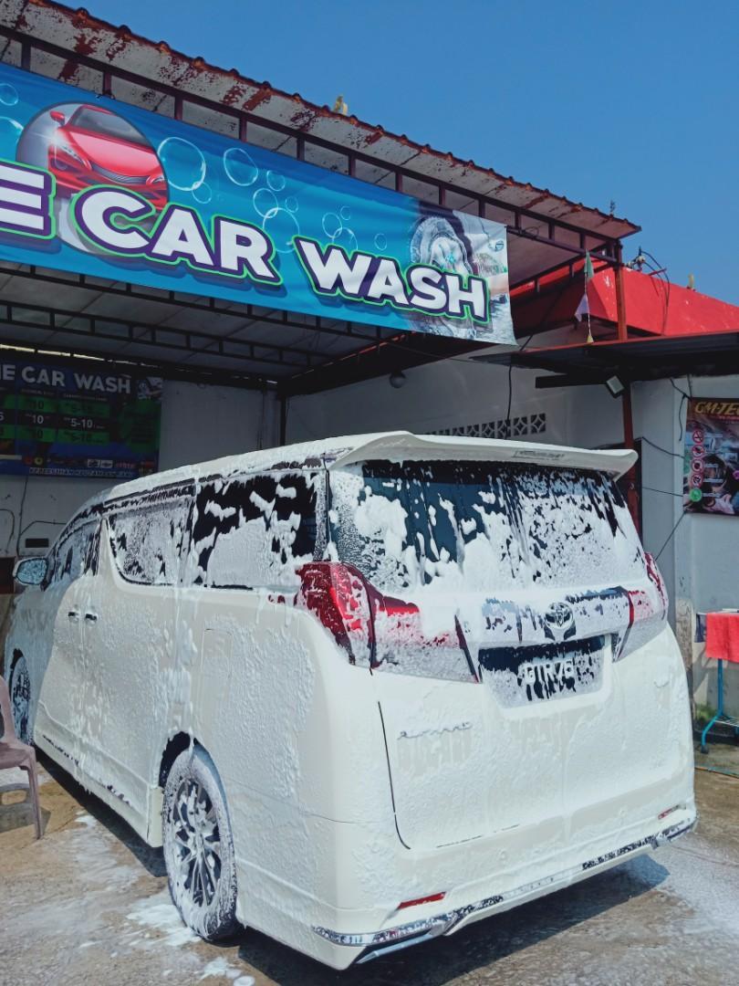 AR SHINE CAR WASH