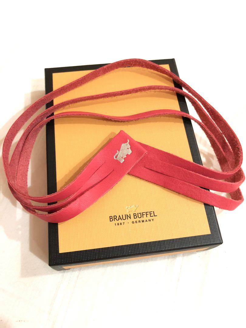 Authentic:Brand New:Braun Buffel Wristband