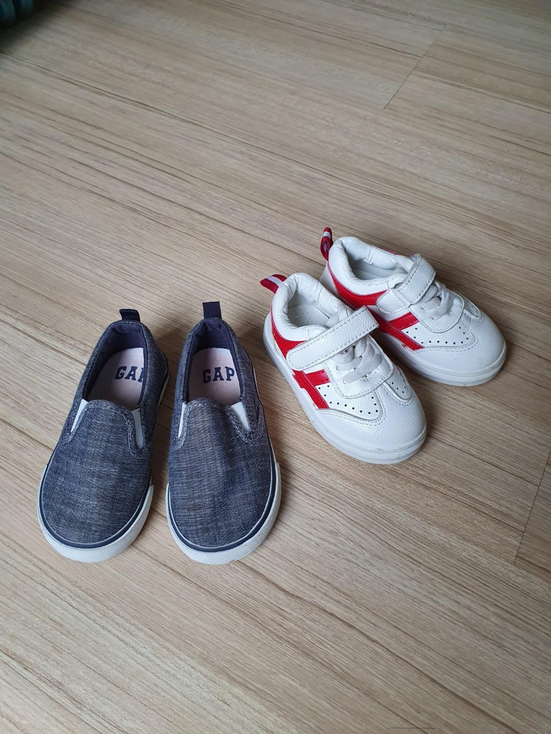 Baby Boy's Shoes Combo