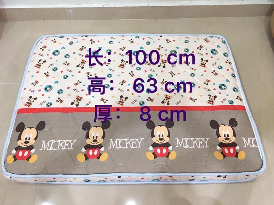 Baby Coconut Fiber Mattress for playpen (Mickey)