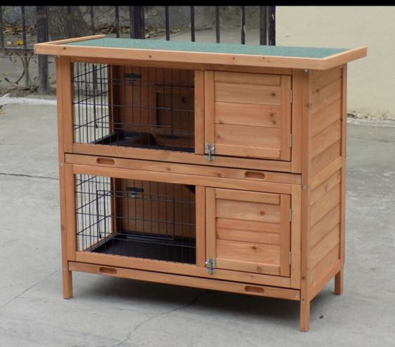 Bargain 👍🏼 Brand New Fully assembled Rabbit Hutch/Chicken Coup