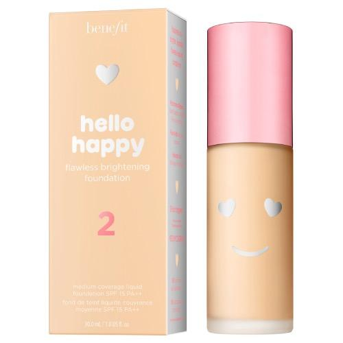 Benefit Hello Happy Flawless Brightening Foundation RRP$52