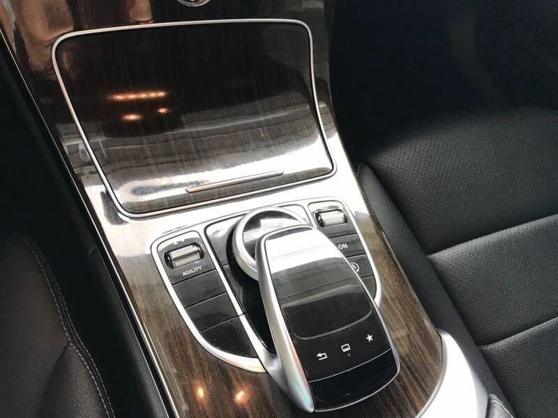 BENZ 2015 C400 AMG跑車空力套件 柏林之音