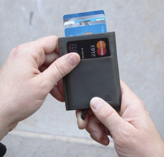 【Best】Rfid minimalist wallet