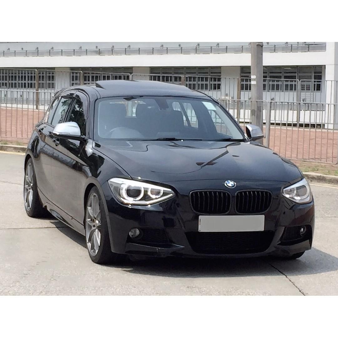 BMW   116IA 118iA M SPORT F20   2014