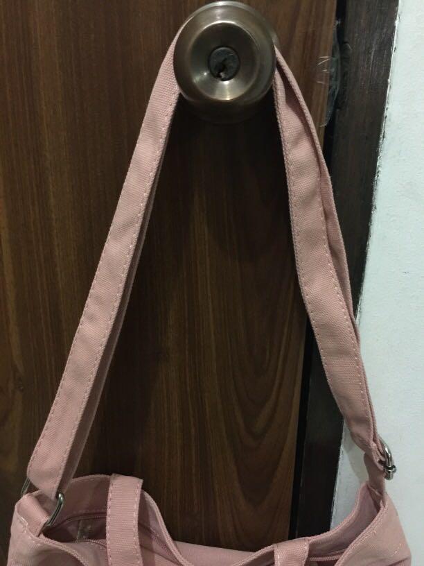 BN Pink Tote Bag