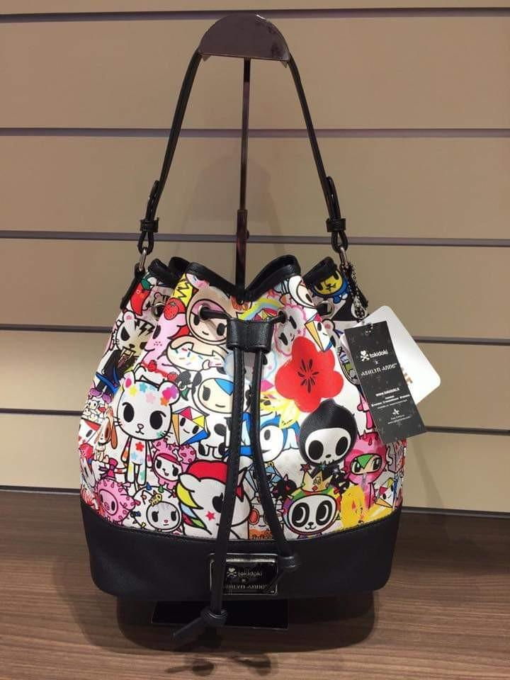 BN Tokidoki x Ashlyn Anne Bucket Bag