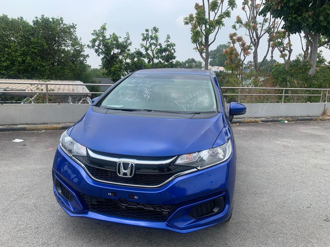 BRAND NEW - HONDA FIT 1.3A GF FROM JAPAN