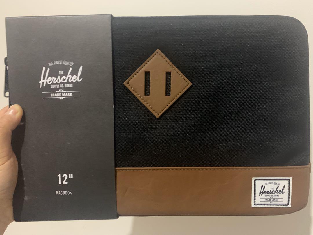 Herschel 12'' Laptop/ Tablet Sleeve (BRAND NEW)
