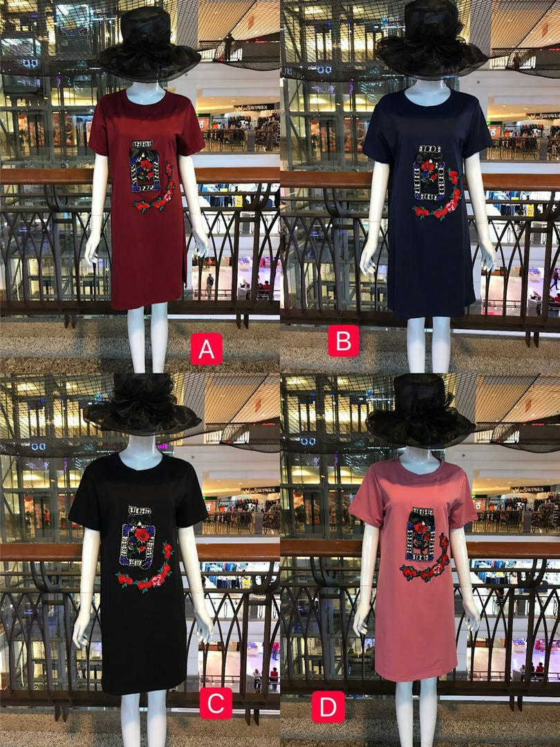Casual dress Soft material
