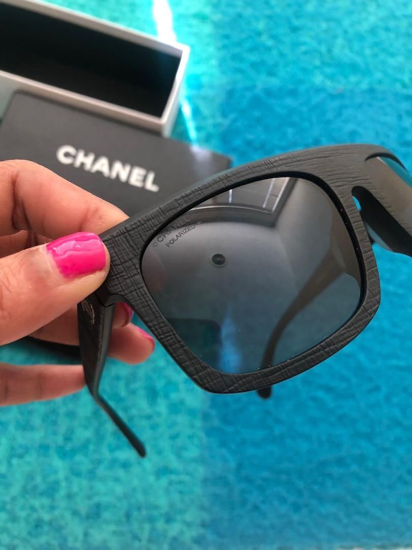 Chanel 5333-A Polarised sunglasses. Genuine. Price is firm