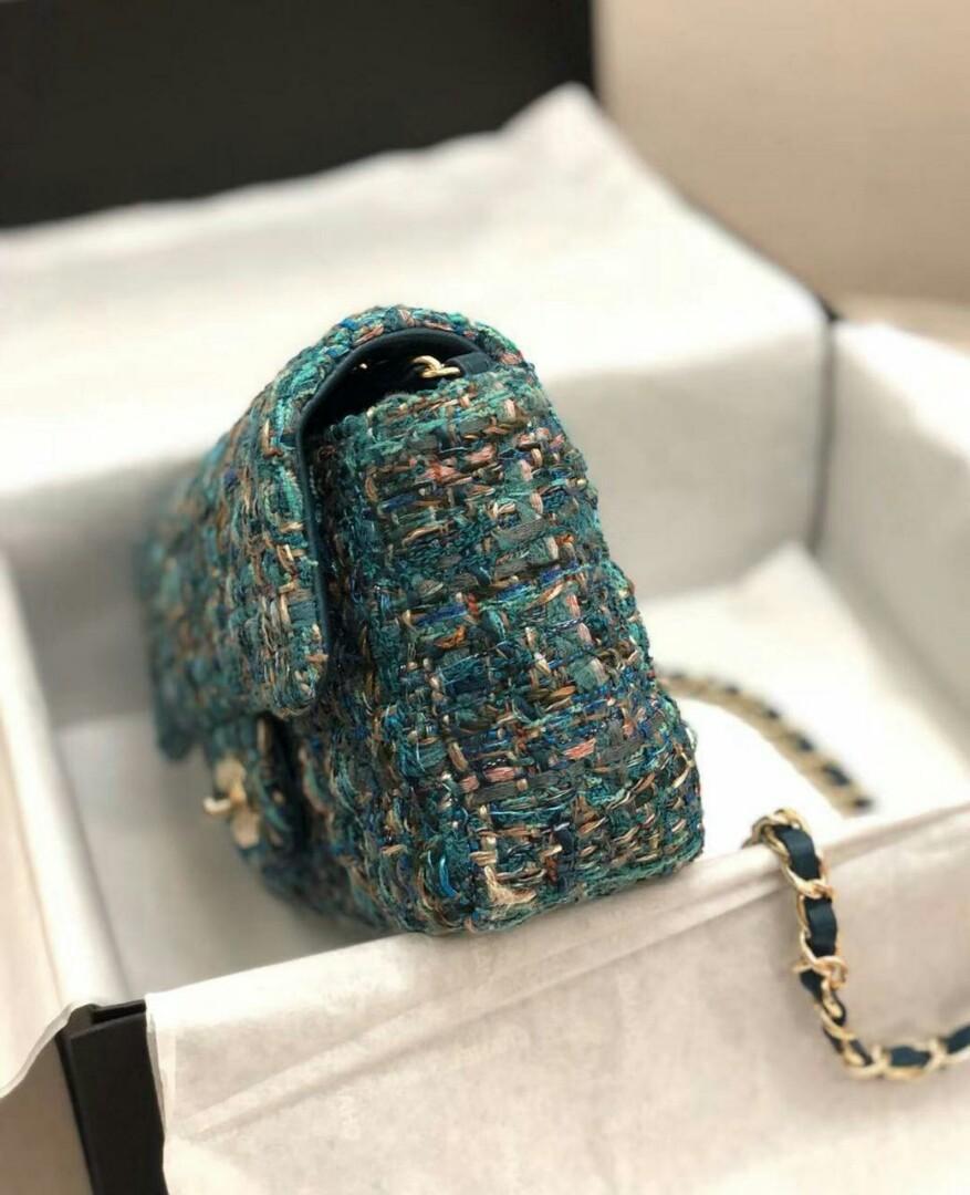 Chanel Limited AS 69900, GHW, SUPERMIRROR, w20xh12.5xd5cm  H  @3 jt