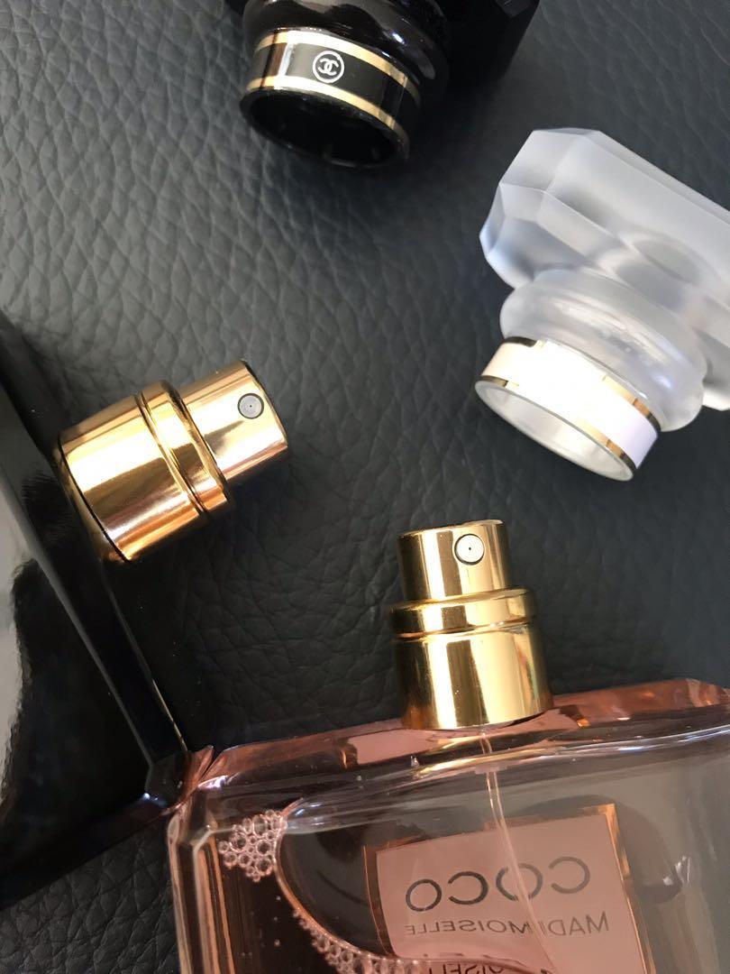 Chanel perfume set coco noir coco Mademoiselle Edp 100ml each