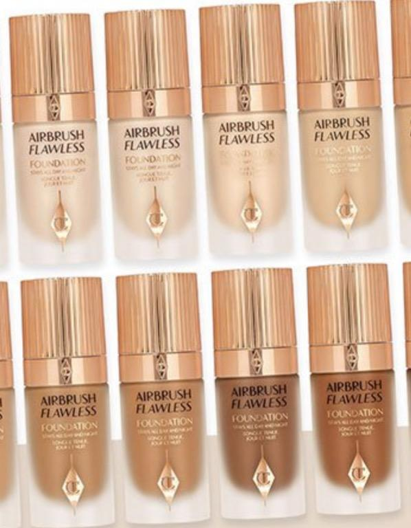 Charlotte Tillbury AIRBRUSH FLAWLESS FOUNDATION RRP$65