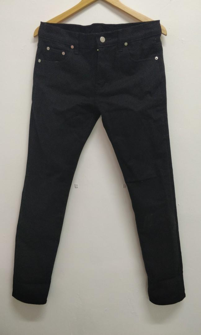 Cheesedenim Skinny Black
