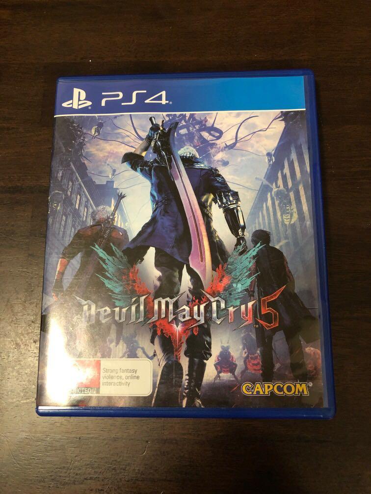 Devil May Cry 5 Playstation/PS 4