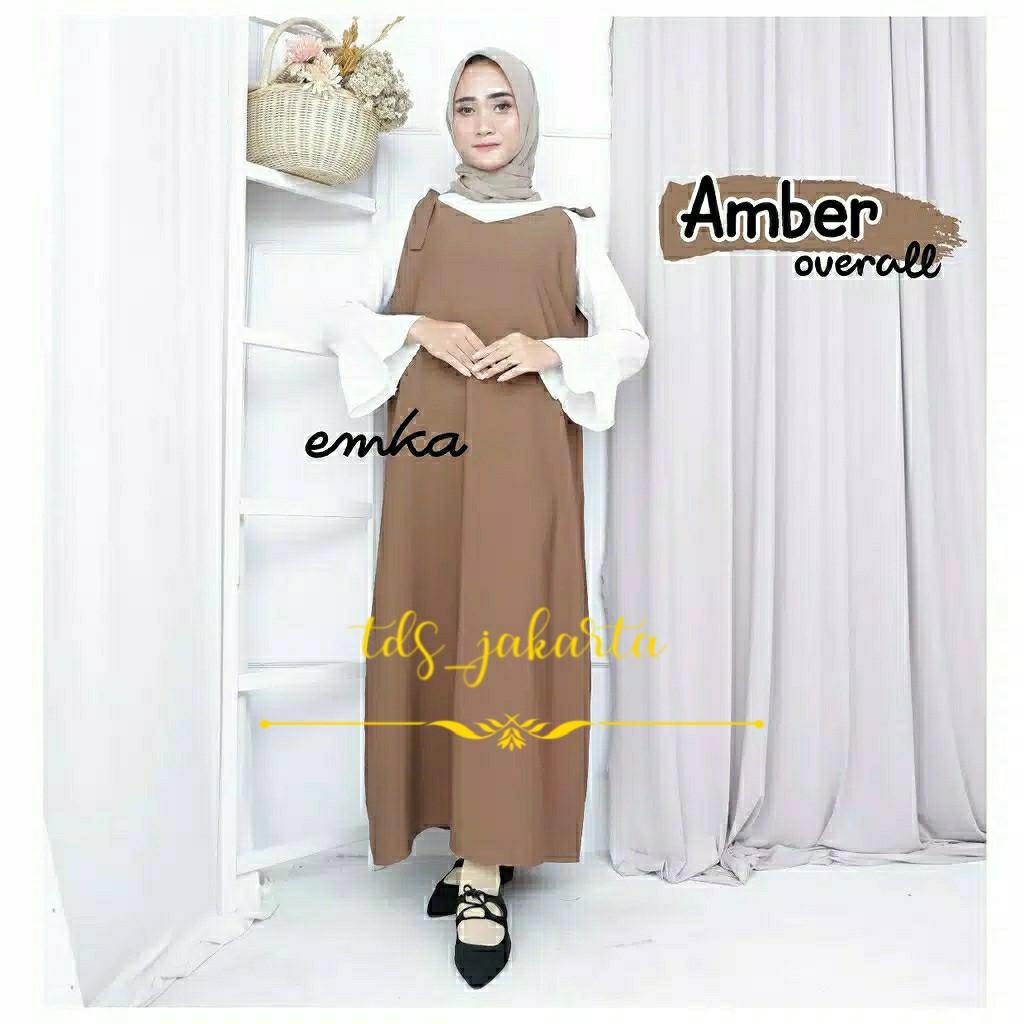 Dress Muslim Amber Overall BlzAEOT