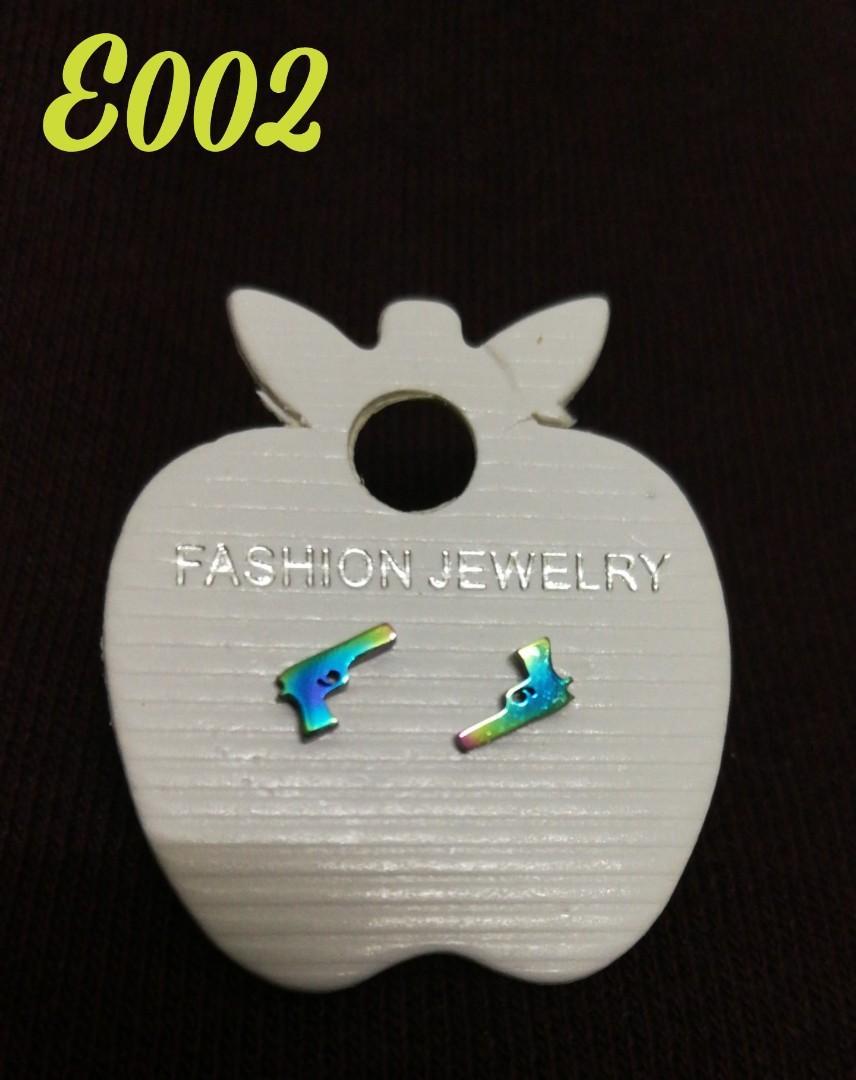 E series earrings #1