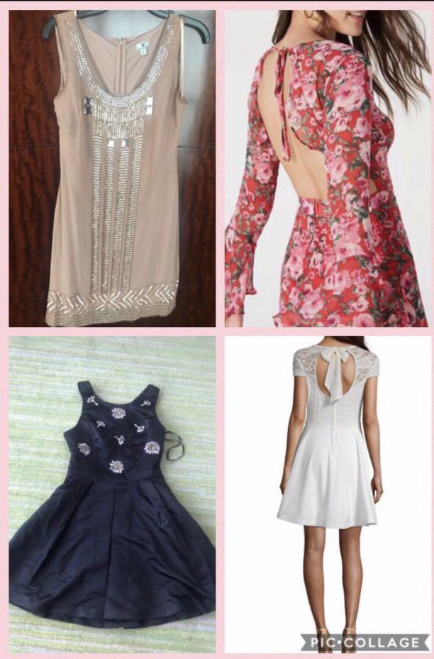 Exclusive Designer Gowns Evening Prom Wedding Cocktail Dresses