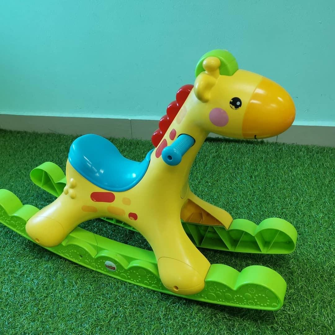 Fisher Price Rocking Giraffe