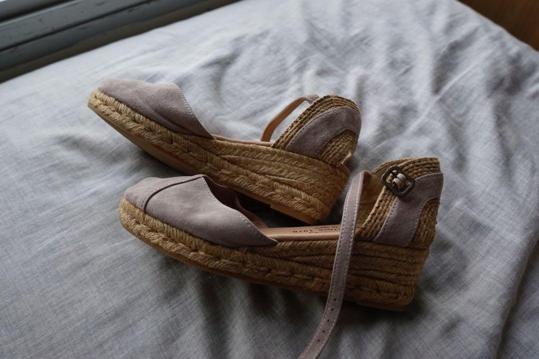 Gaimo espadrilles from Cote and Badt 36