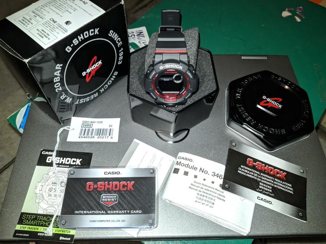 G-Shock GDB 800