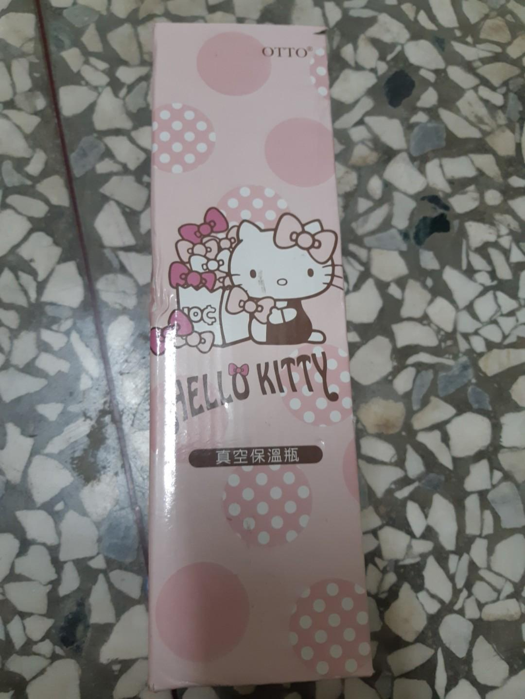 Hello Kitty真空保溫瓶500cc