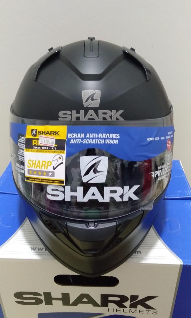Helmet Shark