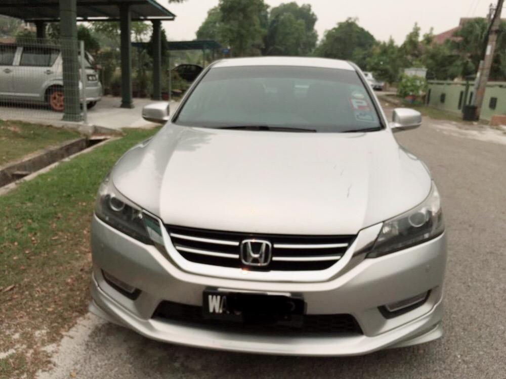 Honda Accord 2.0 VTI-L(A) for sale.