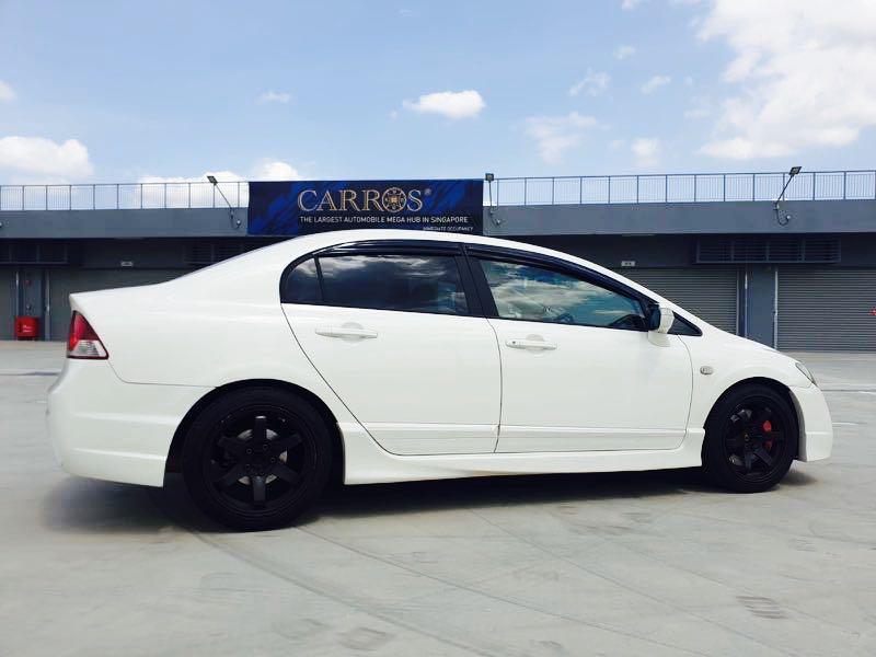 Honda Civic 2.0 SI (M)