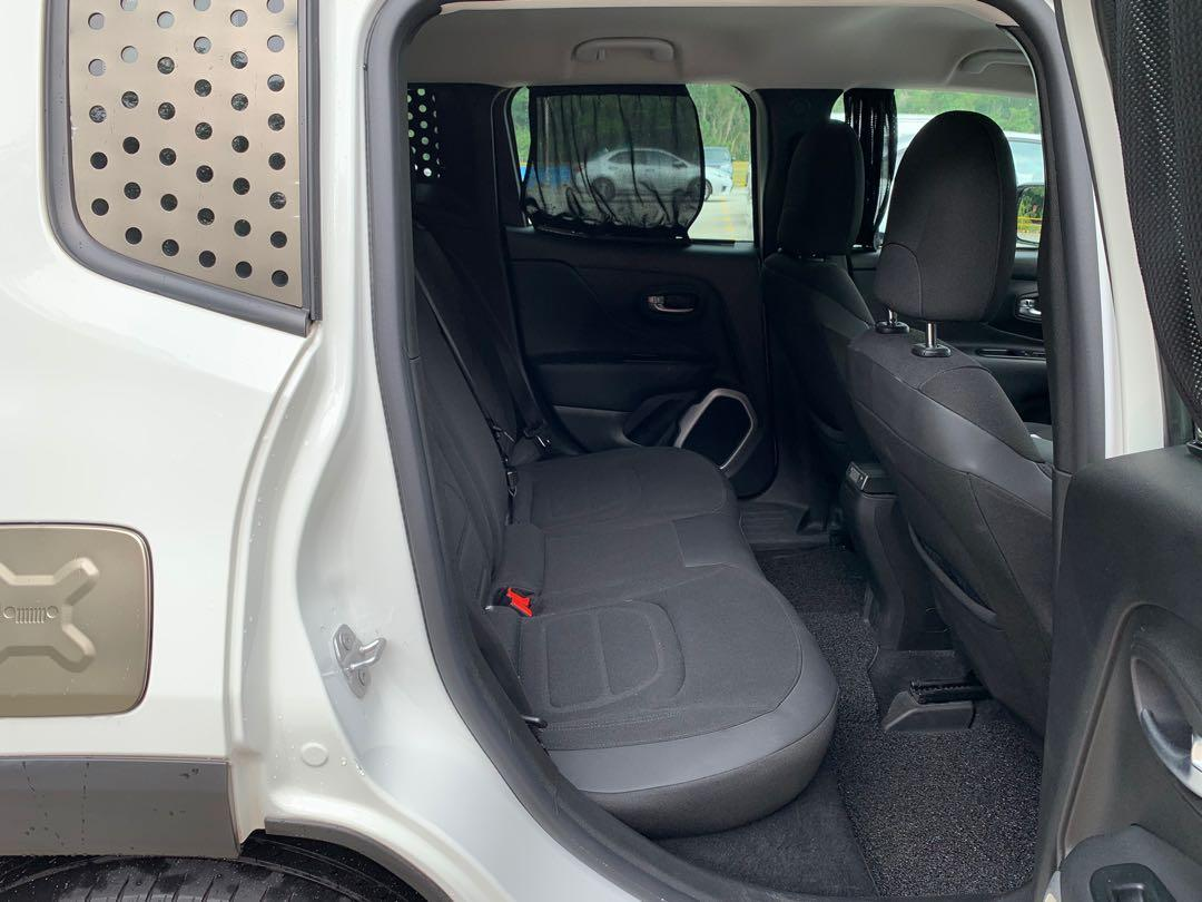 Jeep Renegade 1.4 Limited (A)