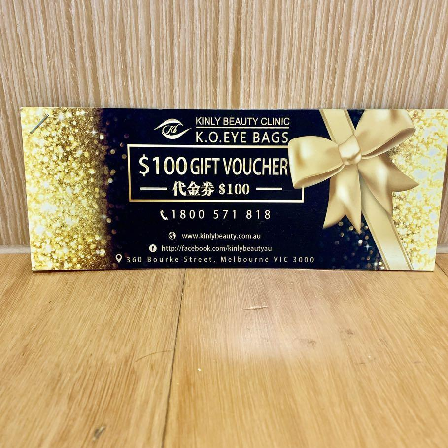 Kinly Beauty Gift Voucher