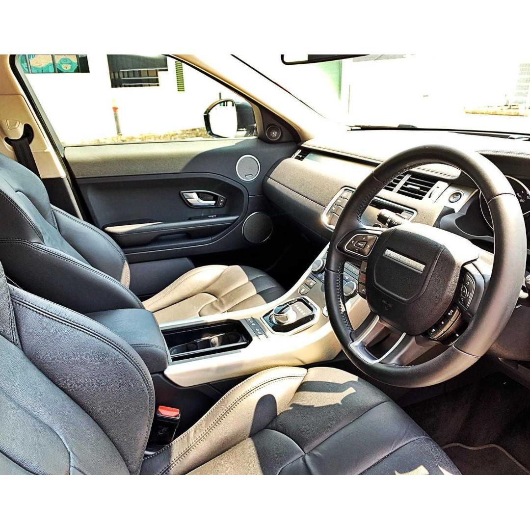 Land Rover Range Rover Evoque 2.0 SE Auto