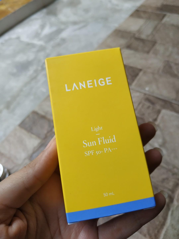 Laneige Sun Fluid spf50