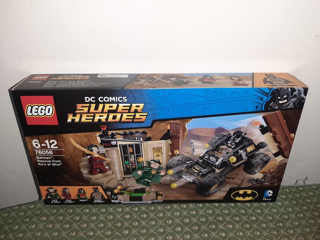 Lego DC Comics Super Heroes 76056 - Batman; Rescue from Ra's al Ghul