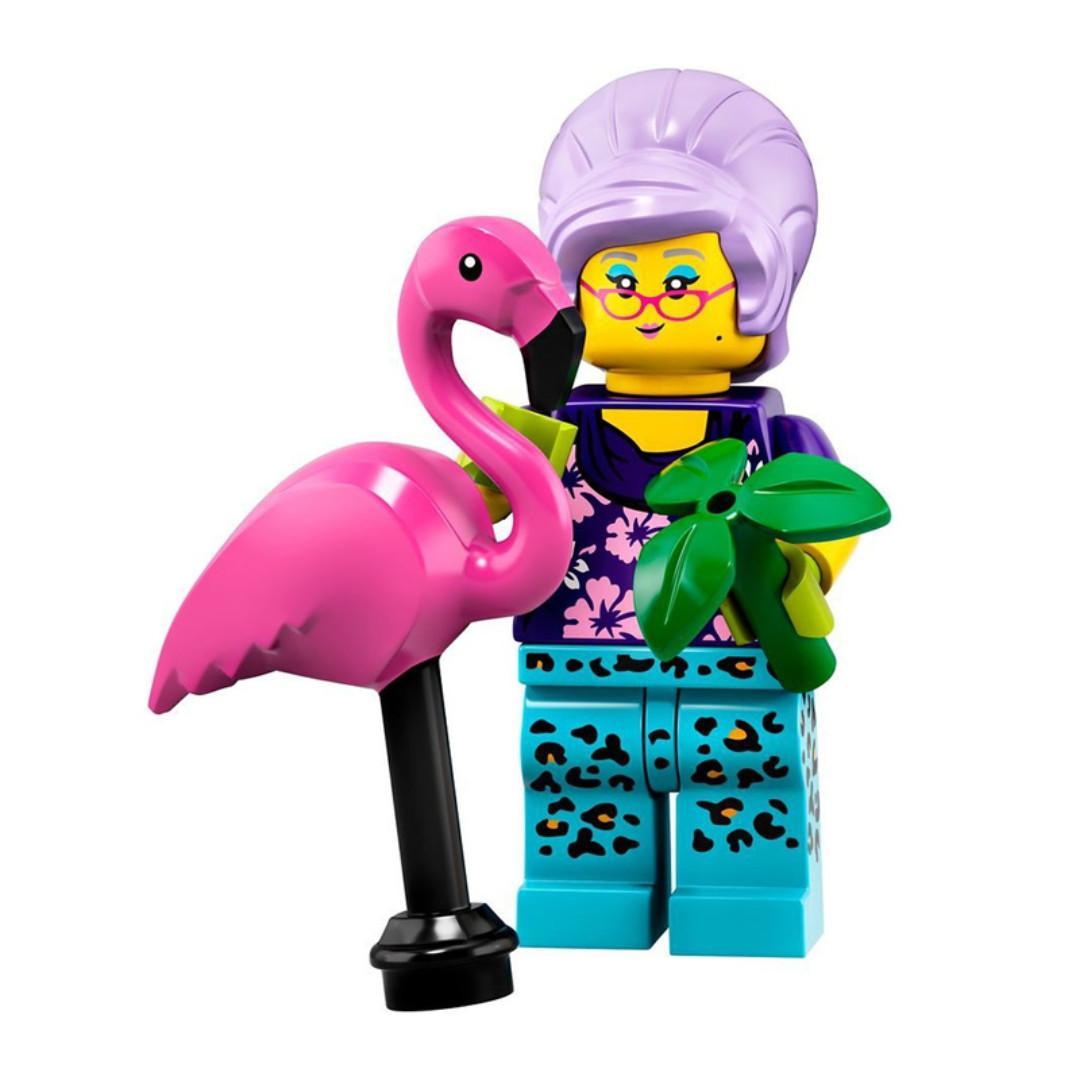 Lego Series 19 Minifigures - Gardener
