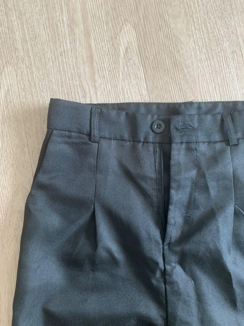 M size black pants comfortable