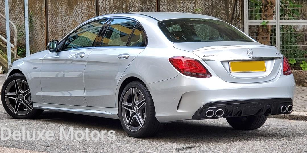 MERCEDES-AMG C43 4MATIC FACELIFT 2018