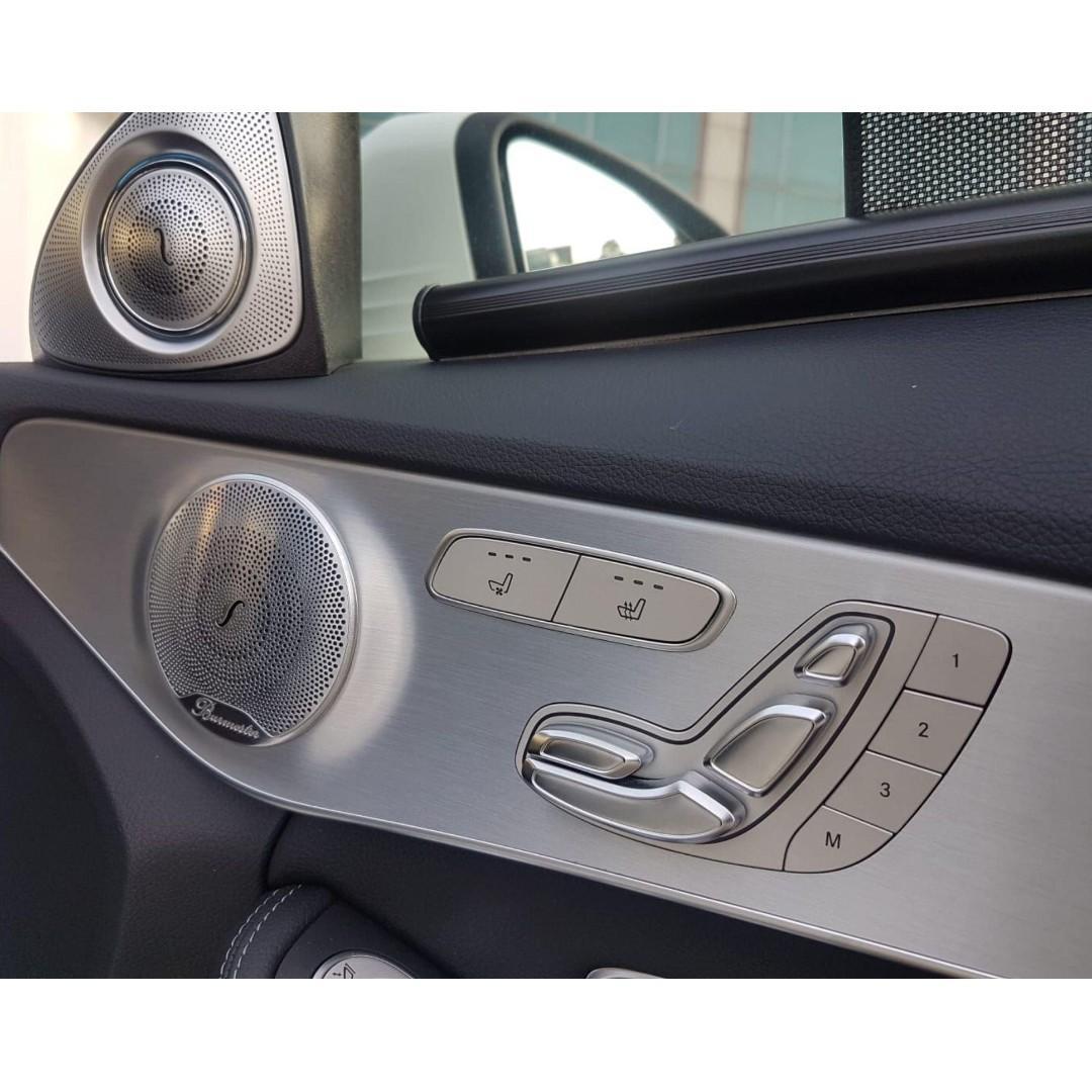 Mercedes-Benz C200 Sport Auto