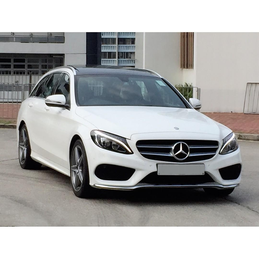 MERCEDES-BENZ   C200 C250 C300 AMG ESTATE   2017