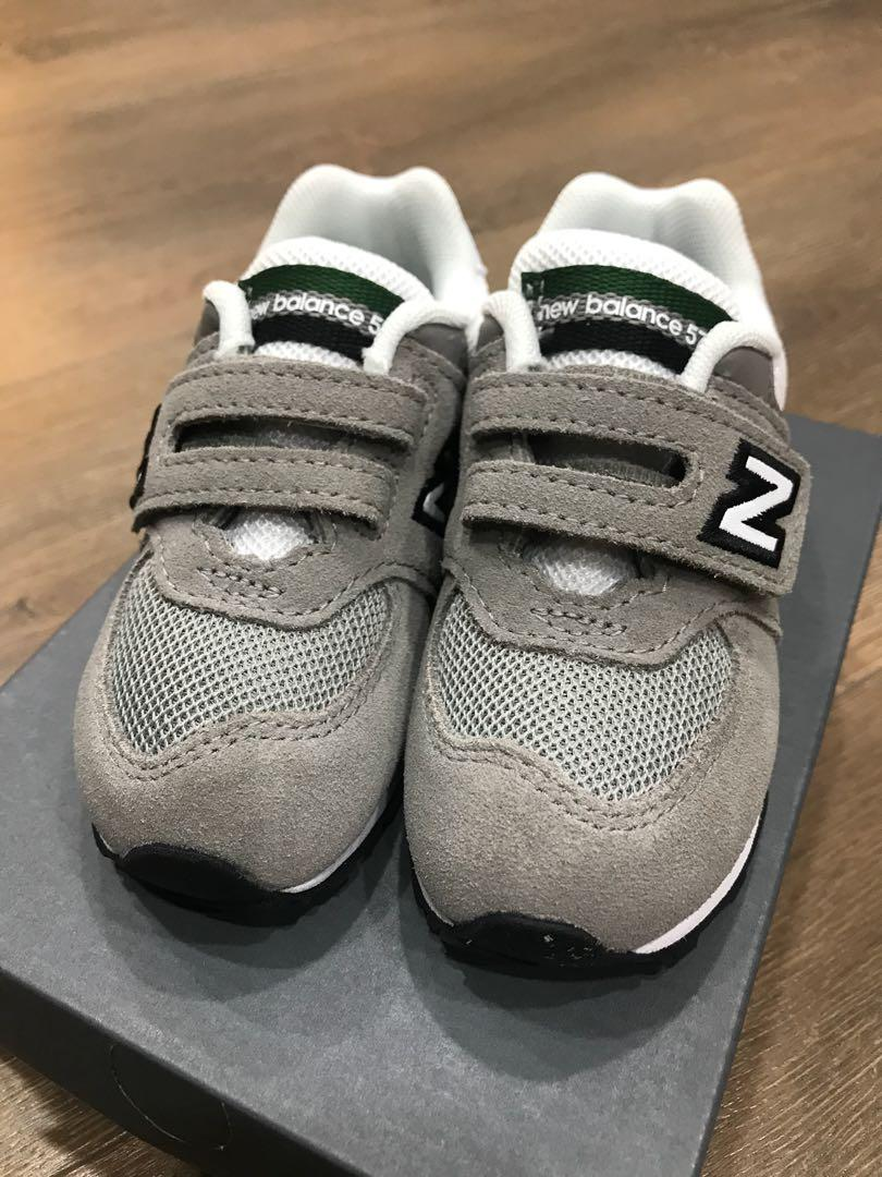 New Balance 🇬🇧帶回全新574童鞋 Size: US 7.5/14CM