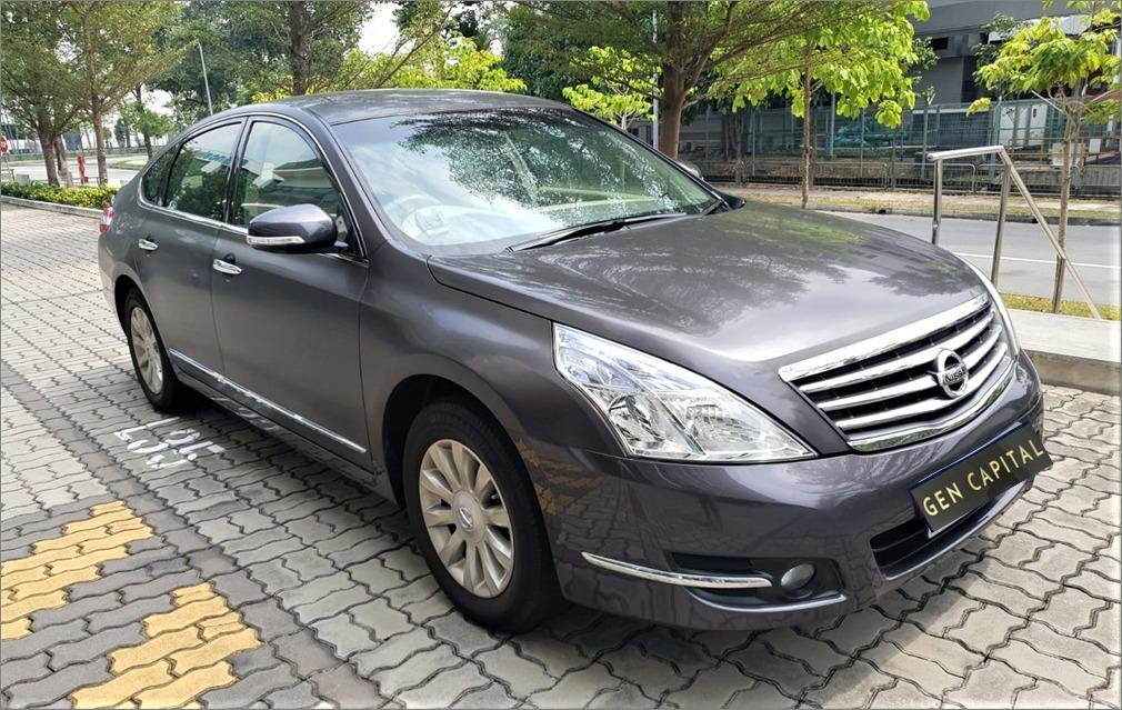Nissan Teana *Best rates, full servicing provided!