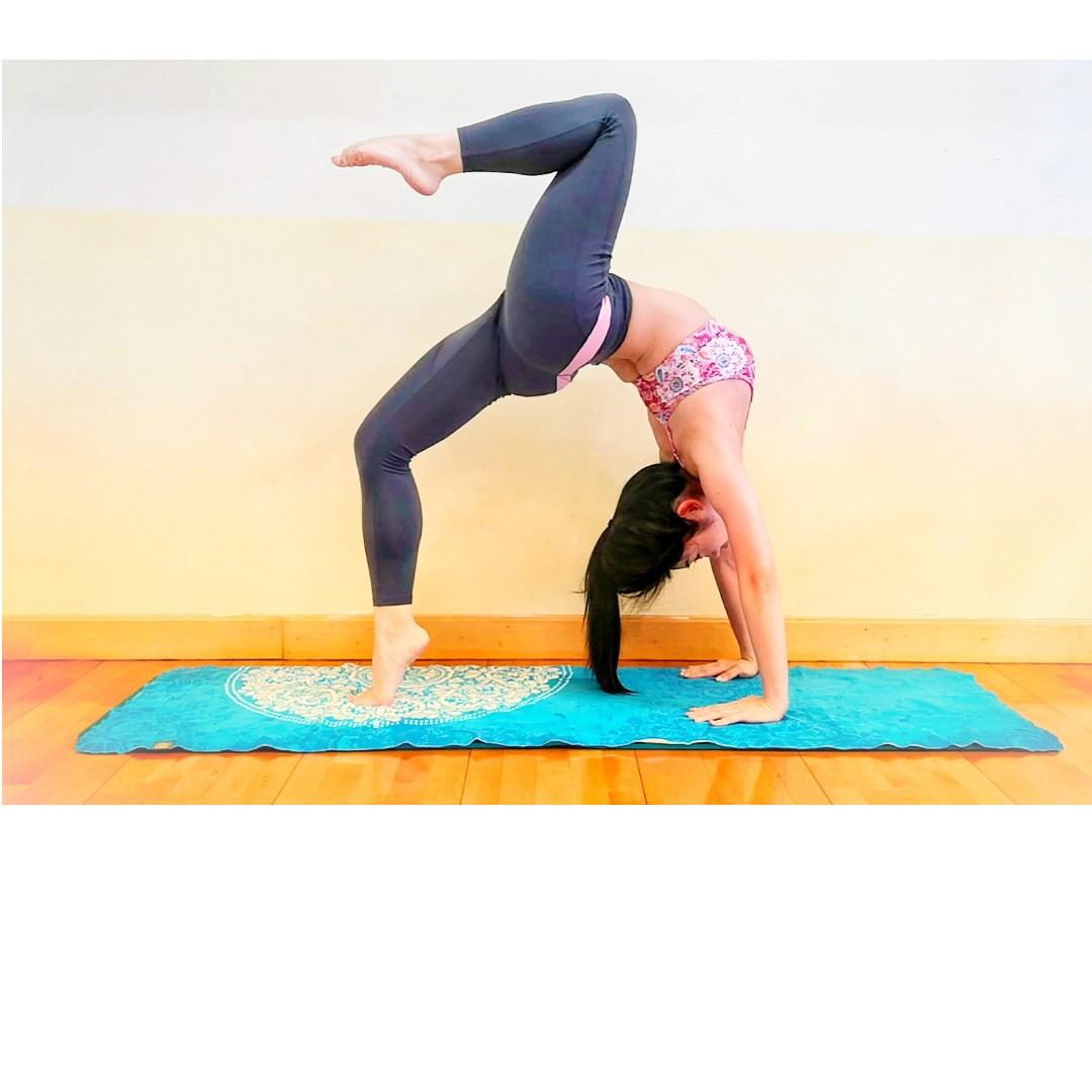 {Full} 'Pay As You Wish' Charity Yoga Class {5 Oct Sat 6-7pm}