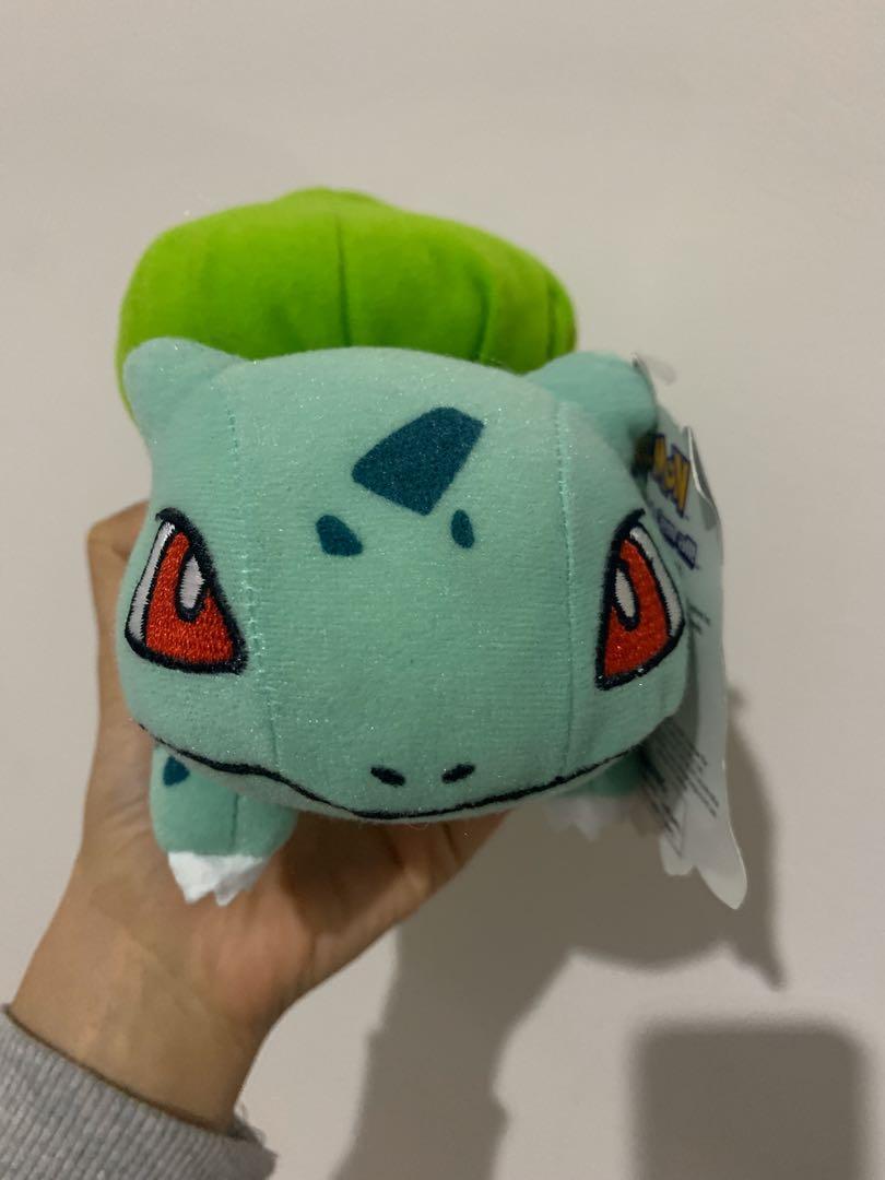 Pokémon Bulbasaur plush toy