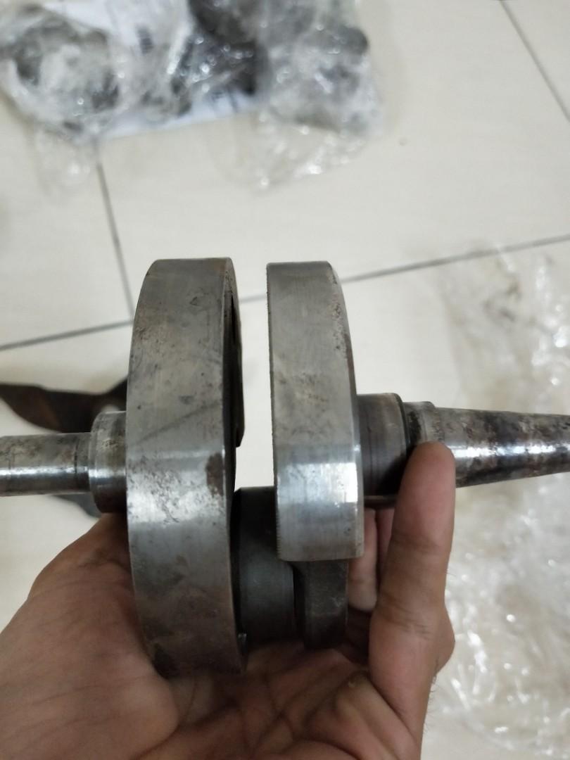px 200 crankshaft original motor 57mm stroke