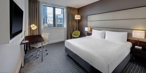 Rendezvous Hotel Melbourne CBD - One Night Accommodation incl. Breakfast - Expires Nov 2019